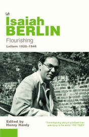 Flourishing by Isaiah Berlin image