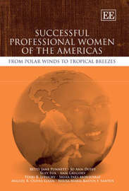 Successful Professional Women of the Americas by Betty Jane Punnett image
