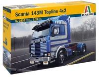 Italeri: 1:24 Scania 143m Topline 4x2 - Model Kit