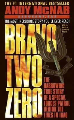 Bravo Two Zero by Andy McNab image