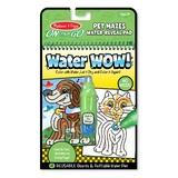 Melissa & Doug: Water Wow - Pet Mazes