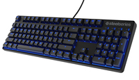 SteelSeries M500 MX Blue Mech Keyboard (US) for PC Games