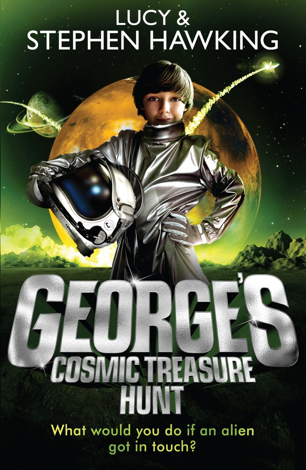 George's Cosmic Treasure Hunt by Lucy Hawking image