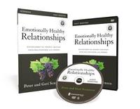 Emotionally Healthy Relationships Course Workbook with DVD by Peter Scazzero