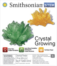 Smithsonian: Micro Science kits - Crystal Growing image