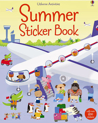 Summer Sticker Book by Stella Baggott
