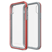 LifeProof Slam Case for iPhone X - Cherry