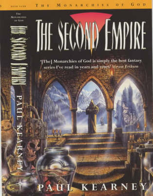 The Second Empire by Paul Kearney image