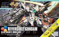 HGBF 1/144 Reversible Gundam - Model Kit