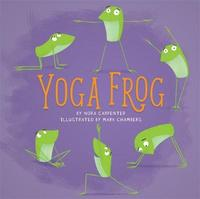 Yoga Frog by Running Press