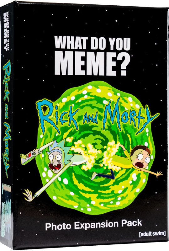 What Do You Meme? - Rick and Morty Expansion