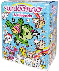 Tokidoki: Unicorno & Friends - Vinyl Figure (Blind Box)