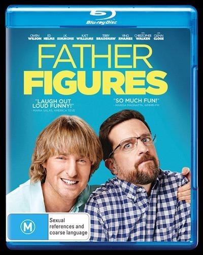 Father Figures on Blu-ray image