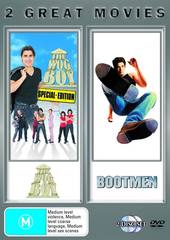 Wog Boy, The / Bootmen on DVD