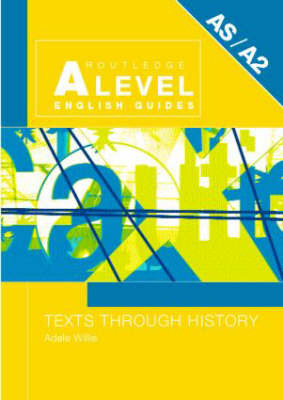 Texts Through History by Adele Wills image