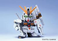 SD Nu Gundam - Model Kit