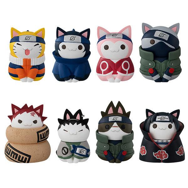 Naruto: Konoha Happy Cats Arc - Blind Box