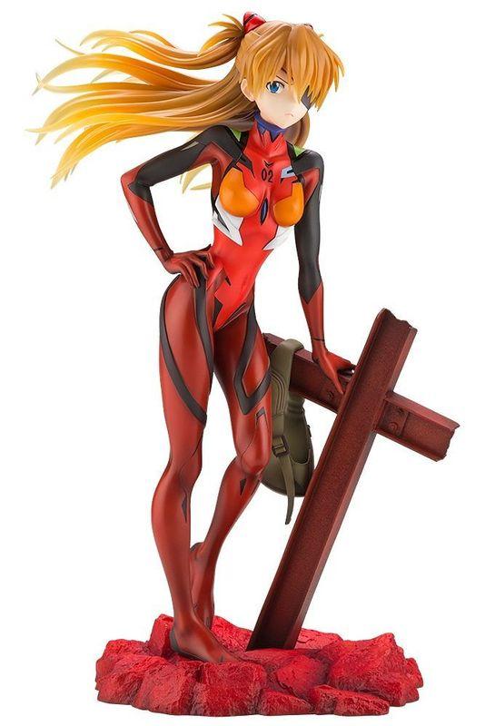 Evangelion: 1/6 Asuka Langley Shikinami - PVC Figure