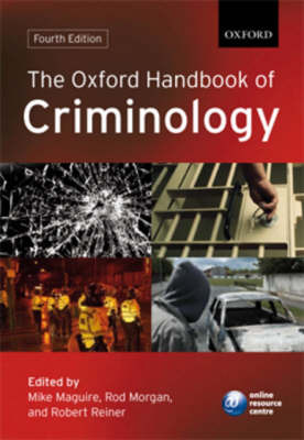 The Oxford Handbook of Criminology image