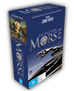 Inspector Morse Collection Volume 4 on DVD