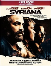 Syriana on HD DVD