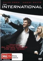 The International on DVD