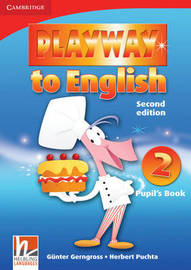 Playway to English Level 2 Pupil's Book by Gunter Gerngross image