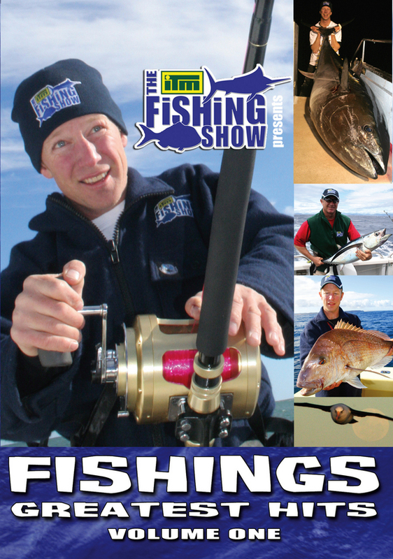 The Itm Fishing Show: Fishing's Greatest Hits V1 on DVD