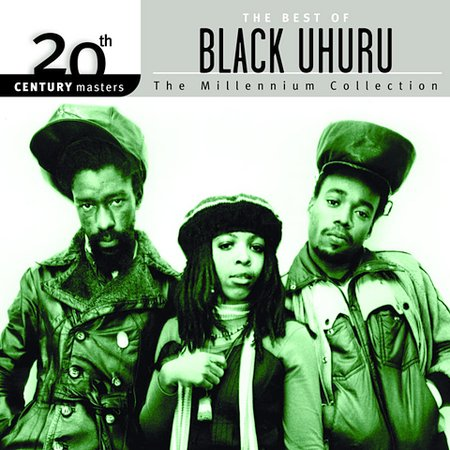 20th Century Masters: The Millennium Collection: The Best Of Black Uhuru by Black Uhuru image