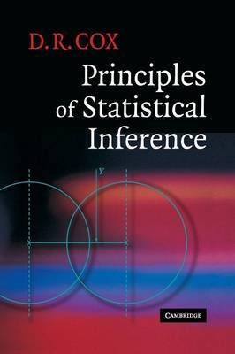 Principles of Statistical Inference by D.R. Cox image