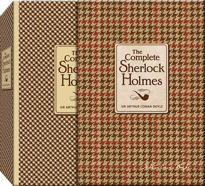The Complete Sherlock Holmes (Knickerbocker Classic) by Arthur Conan Doyle image
