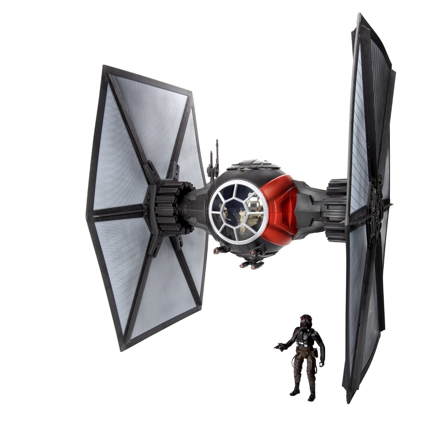 Star Wars: Black Series First Order Special Forces TIE Fighter image