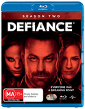 Defiance - The Complete Second Season on Blu-ray