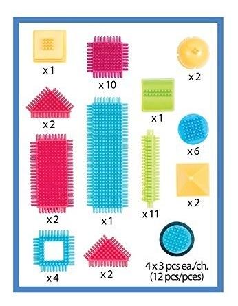Bristle Blocks: Basic Builder Box - 56pc image