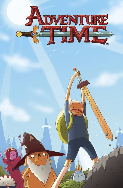 Adventure Time: Volume 5 by Ryan North