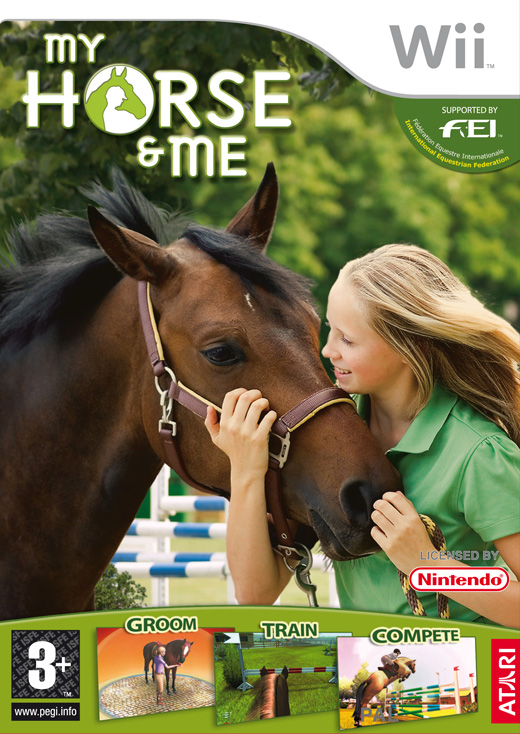 My Horse and Me for Nintendo Wii image