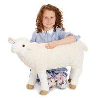 Melissa & Doug: Sheep Plush
