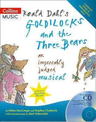 Roald Dahl's Goldilocks and the Three Bears by Roald Dahl image