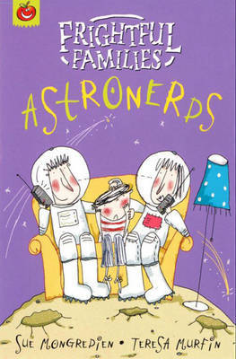 Astronerds by Sue Mongredien