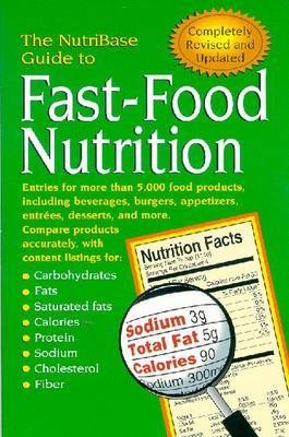 Nutribase Guide to Fast Food N by Art Ulene image