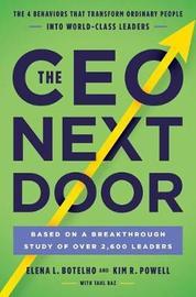 The CEO Next Door by Elena L Botelho