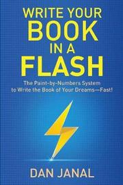 Write Your Book in a Flash by Dan Janal image