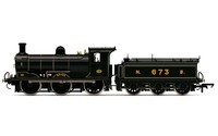 Hornby: NBR, J36 Class, 0-6-0, 673 'Maude' with TTS Sound