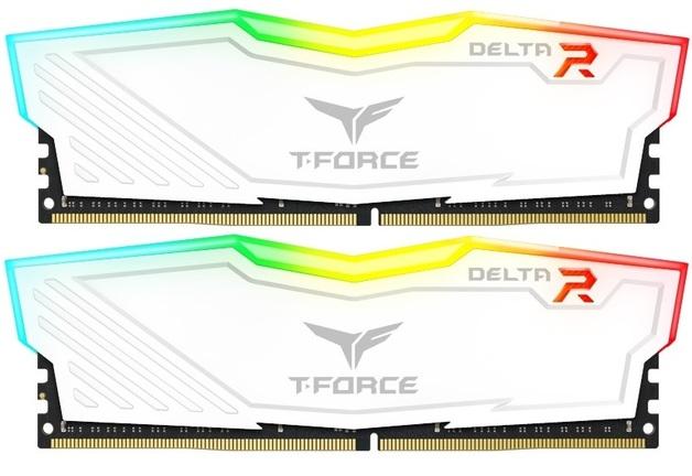 2x16GB Team T-Force Delta II RGB 3000MHz DDR4 Gaming RAM