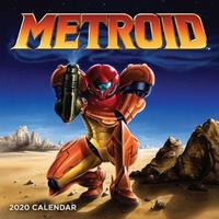 Metroid 2020 Wall Calendar by Pokemon