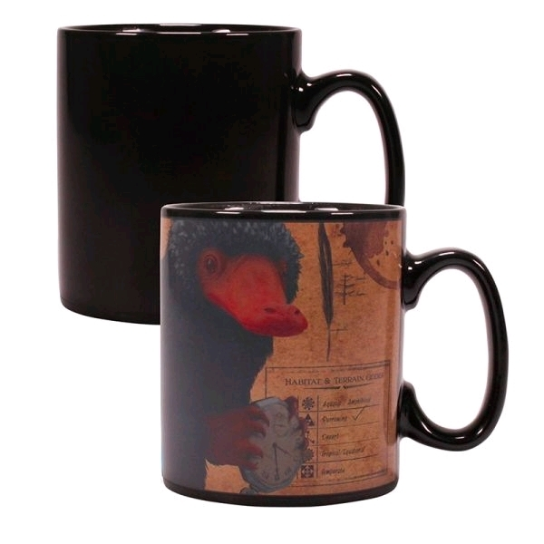 Fantastic Beasts and Where to Find Them - Niffler Heat Changing Mug image