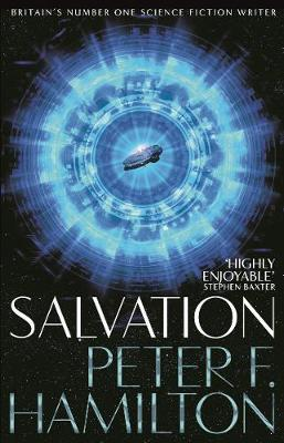 Salvation by Peter F Hamilton