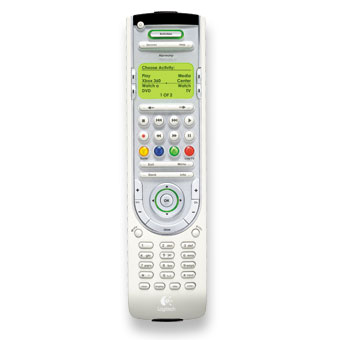 Logitech Harmony Advanced Universal Remote for Xbox 360 for X360 image