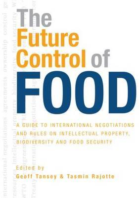 The Future Control of Food image