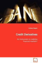 Credit Derivatives by Andreas Wagner image